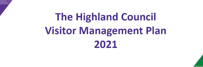 Highland Council Visitor Management Plan
